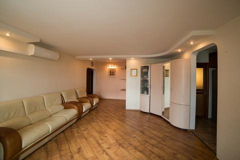 Продается светлая, видовая, 3-х комнатная квартира 80,5 кв. м - Фото 1