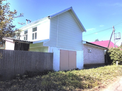 Продаю домик в центре Чебоксар или обмен на 2 ком.кв. - Фото 1