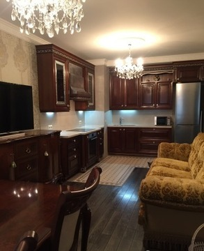 Продаётся 3-х комнатная квартира в ЖК бизнес-класса. - Фото 1