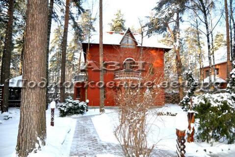 Новорязанское ш. 18 км от МКАД, Малаховка, Коттедж 240 кв. м - Фото 1