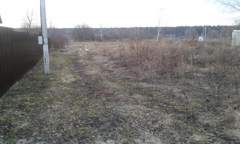 Участок 13 сот Новорязанское ш 66 км от МКАД Бисерово - Фото 5