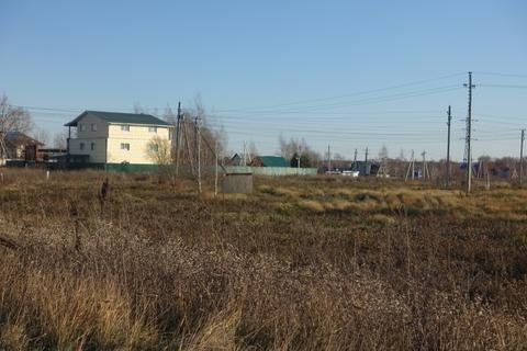 Земля под склады и магазины в Еганово - Фото 3