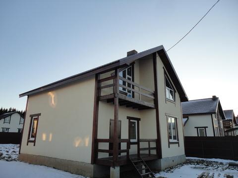 Дом 154 кв.м. участок 8 соток - Фото 4