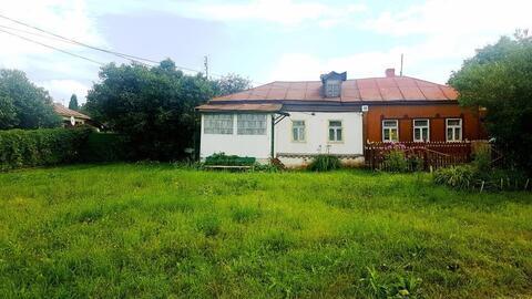 Дом в дер. Щеболово, Серпухов. - Фото 1
