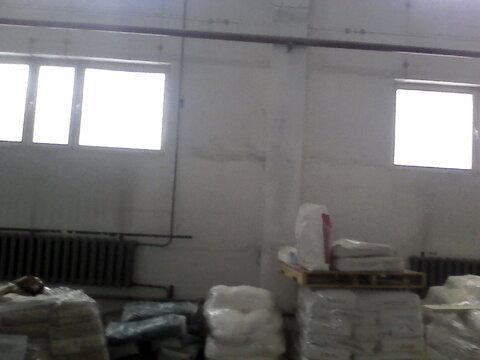 Производственное помещение 518 кв.м на охраняемой асфальтированной тер - Фото 2