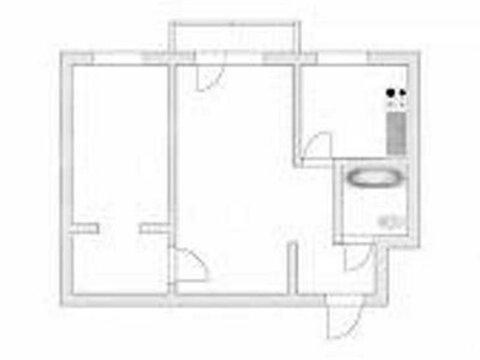 Продажа двухкомнатной квартиры на улице Кочетова, 24е в Стерлитамаке, Купить квартиру в Стерлитамаке по недорогой цене, ID объекта - 320178003 - Фото 1