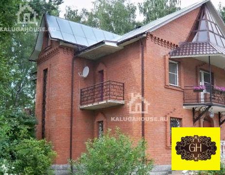 Аренда дома, Калуга - Фото 1