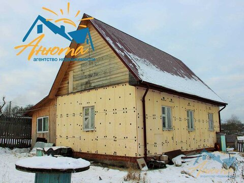 Дом в деревне Потресово Малоярославецкого района Калужской области - Фото 1