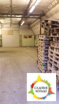 Под склад, отаплив, выс. потолка: 3,5 м, огорож. /охран. терр. Складс - Фото 2