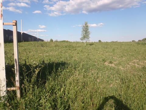 Продается участок 1 Га сельхоз. назначения рядом с г. Истра - Фото 4