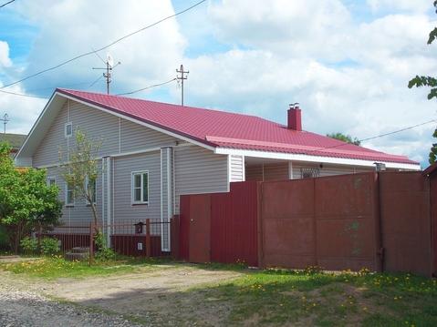 Бревенчатый дом с г/о, баней и скважиной в Иваново - Фото 1
