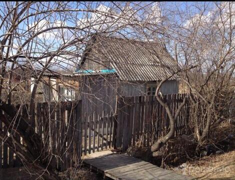 Продается земельный участок, с. Тополево, ул. Гаражная - Фото 1