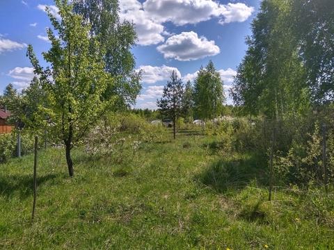 Судогодский р-он, Веригино д, земля на продажу - Фото 1