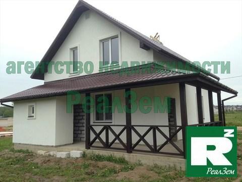 Продаётся дом 144 кв.м, участок 8 соток, деревня Кабицыно - Фото 1