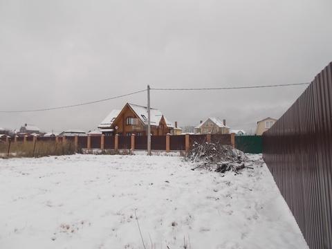 Участок 6 сот. , Каширское ш, 12 км. от МКАД. - Фото 3