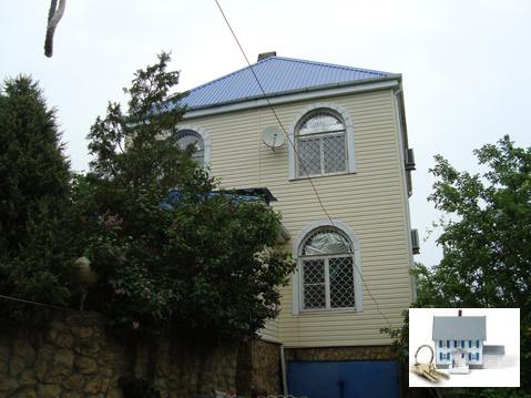 Продается дом, г. Новороссийск, Заречная - Фото 1