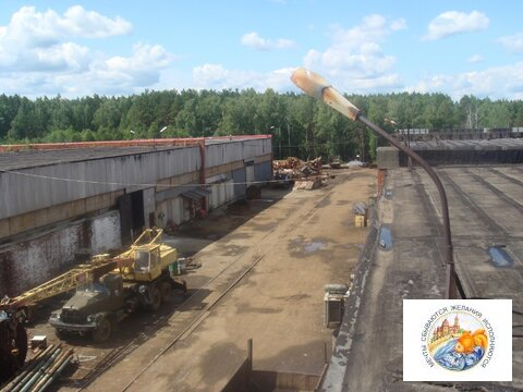Производственно-складская база с ж/д тупиком, г.Екатеринбург - Фото 1