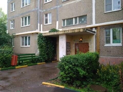 Двухкомнатная Квартира Область, улица Новикова, д.18, Саларьево, до 40 . - Фото 4