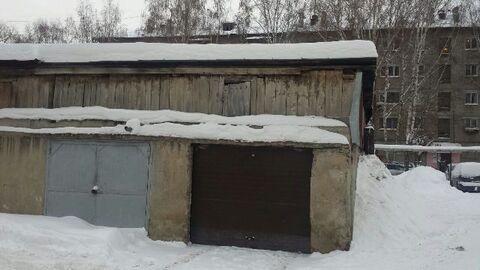 Продам гараж, рядом с домом Комсомольский 71 - Фото 1