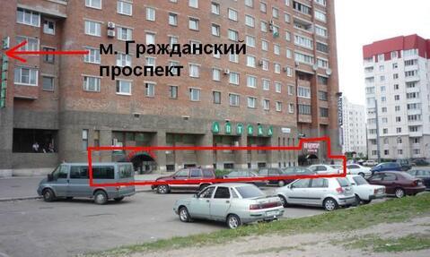 Торговое помещение 267,8 кв.м. Гражданский пр, д. 118 - Фото 4