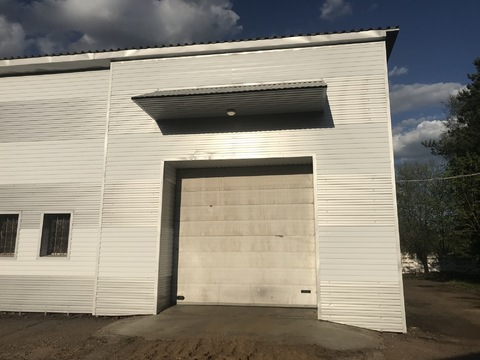 Сдается кирпичное производственно-складское помещение 1200 кв. м. - Фото 5