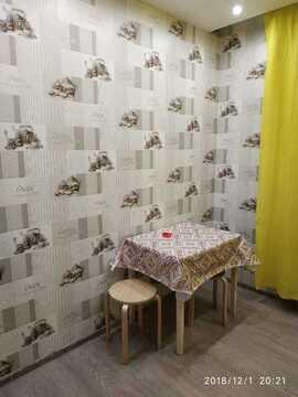 Сдаётся однокомнатная квартира(студия) в Сходне - Фото 3