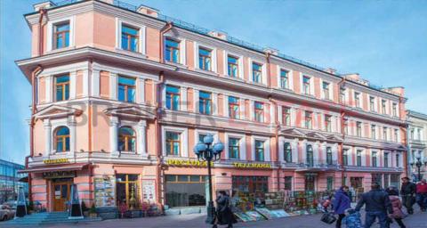 Продажа псн, м. Маяковская, Ул. Арбат - Фото 3