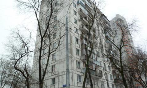 Продажа квартиры, м. Авиамоторная, 2-я Синичкина - Фото 1