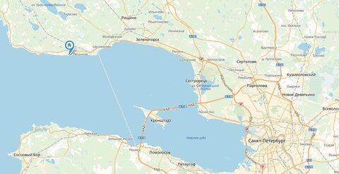 "14 соток на берегу Финского залива кп""Финский бриз"" - Фото 1"