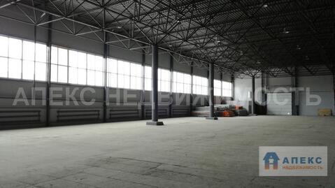 Аренда помещения пл. 1730 м2 под склад, Сергиев Посад Ярославское . - Фото 5