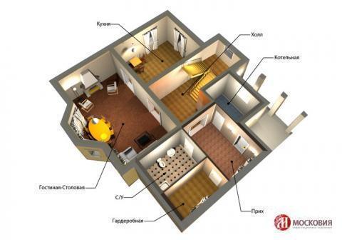 Дом у леса 370 м.кв все коммуникации в доме, хорошее окружение - Фото 3
