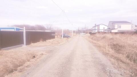 Продается земельный участок, с. Матвеевка, квартал Амурский - Фото 1