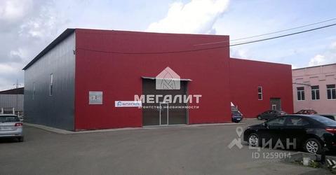 Склад в Татарстан, Казань ул. Халитова, 15 (3137.0 м) - Фото 1