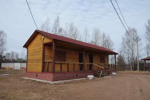 Продается здание 205.9 м2, поселок Барышево - Фото 1