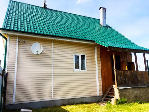 Продается дом 58 кв. м на участке 9 соток. Берег Волги - Фото 4