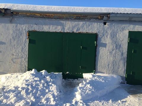 Продам кирпичный гараж с подвалом - Фото 1