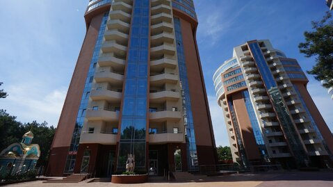 Купить квартиру в элитном ЖК Акватория, Геленджик - Фото 4