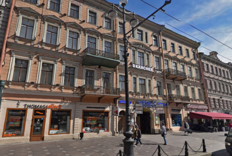Санкт-Петербург, Центральный район, 4к.кв. 92,8 кв.м. - Фото 3