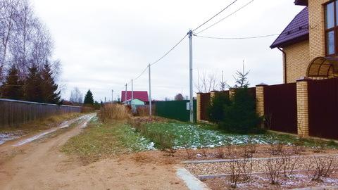 17 соток ИЖС. Наро-Осаново. 55 км. от МКАД. - Фото 1