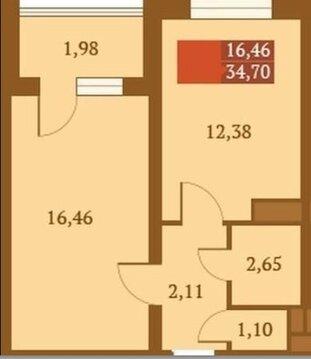 Продам квартиру в Новой Москве - Фото 1