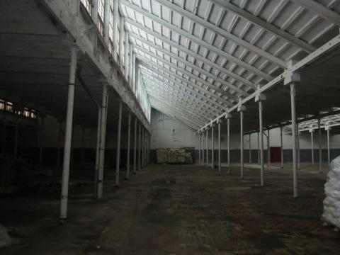 Производственно-складское помещение в городе Серпухов, площадь 3000м2 - Фото 5