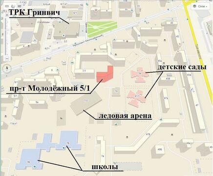 Продажа квартиры, Кемерово, Молодежный пр-кт. - Фото 4