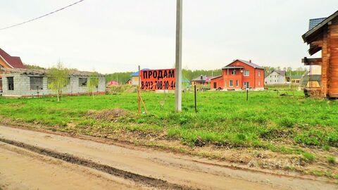 Участок в Новосибирская область, Кольцово рп (10.0 сот.) - Фото 1