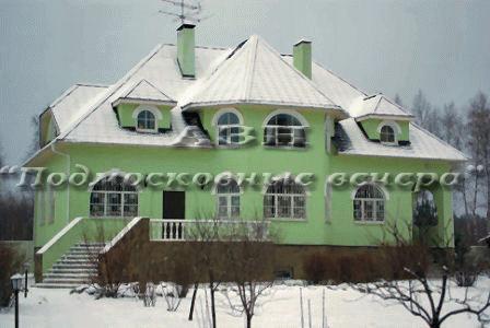 Горьковское ш. 35 км от МКАД, Кабаново, Коттедж 600 кв. м - Фото 1