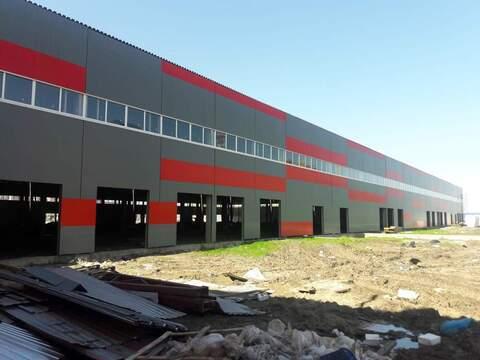 Аренда склада от 729 кв.м, Краснодар - Фото 2
