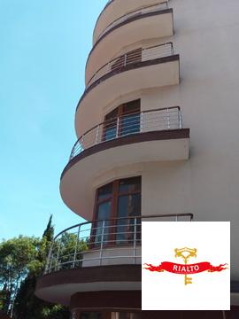 Престижная 2к квартира в Гурзуфе 79,4 кв.м. 85 м. от моря - Фото 2