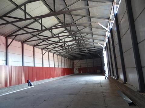 Сдаю в аренду производственно-складские помещения под Солнечногорском - Фото 1