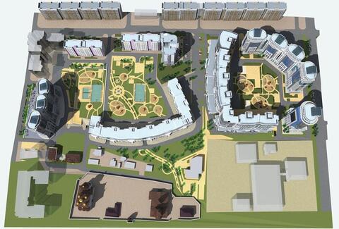 2-к. кв, центр города, элитный район, новый дом, инд.отопление - Фото 3