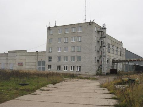 Завод по производству целлюлозы 9300 кв.м. - Фото 2