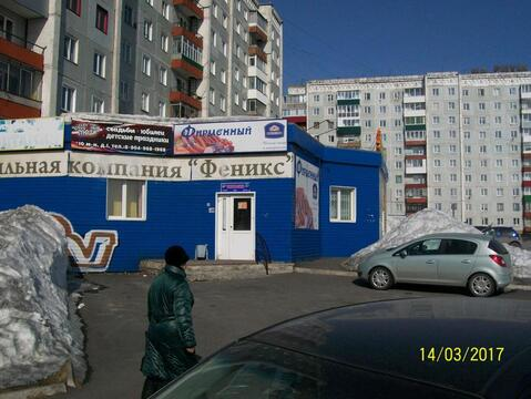 Продается Офис. , Прокопьевск г, 10-й микрорайон 1 - Фото 3